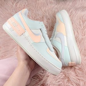 New Nike Women's Air Force 1 Shadow Pastel